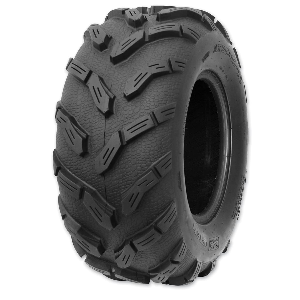Quadboss QBT671 26X10-12 6-Ply Rear Tire