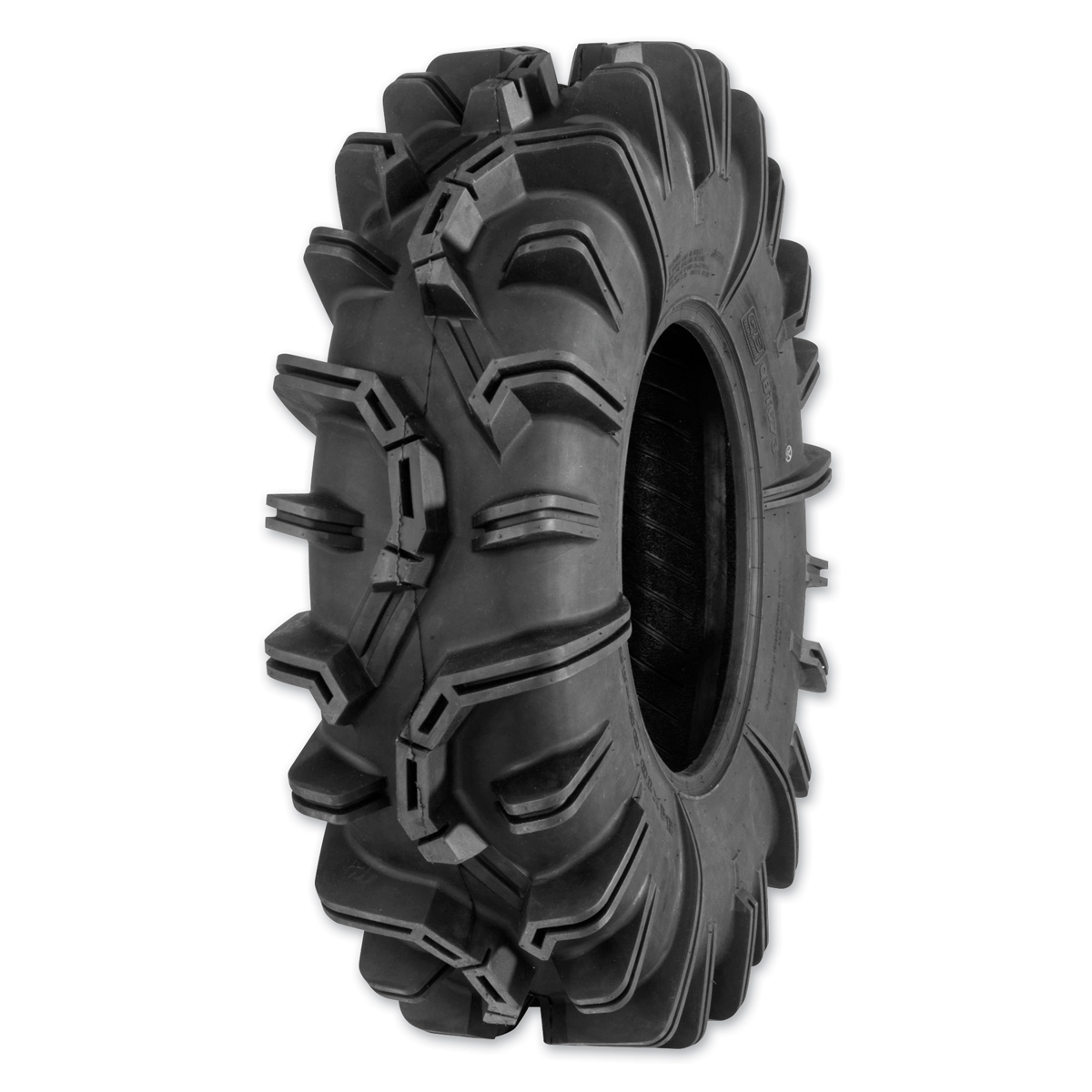 Quadboss QBT673 27X10-14 6-Ply Front/Rear Tire