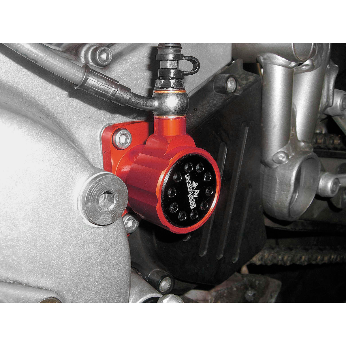 PSR-USA Hydraulic Clutch Slave Master Cylinder Red