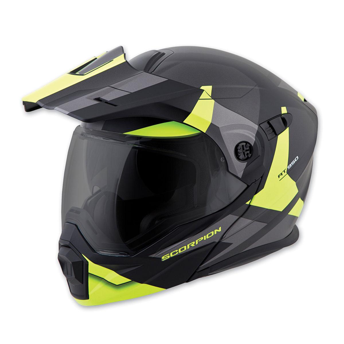 Scorpion EXO EXO-AT950 Neocon Hi-Viz Modular Helmet