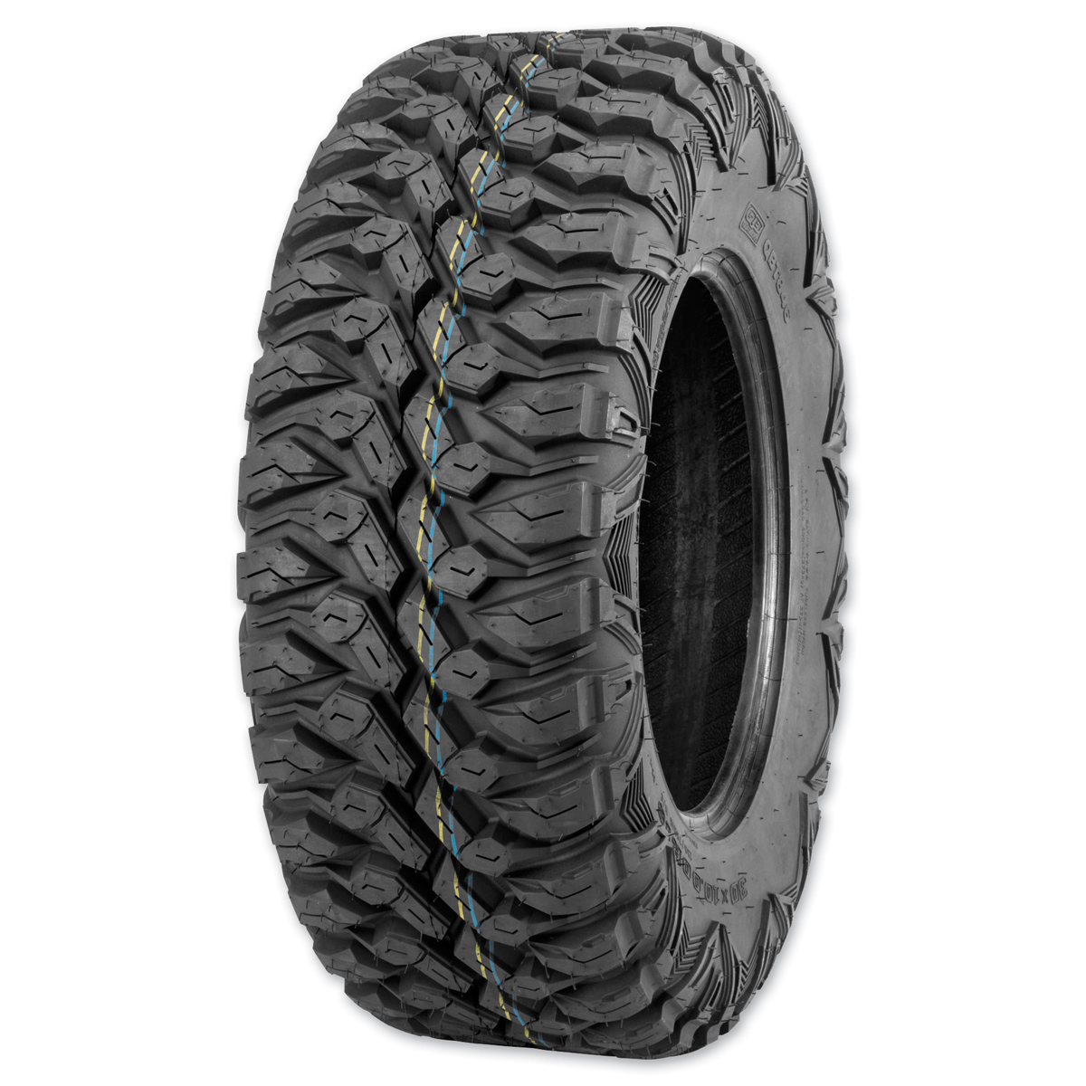 Quadboss QBT846 30X10R-14 8-Ply Front/Rear Tire
