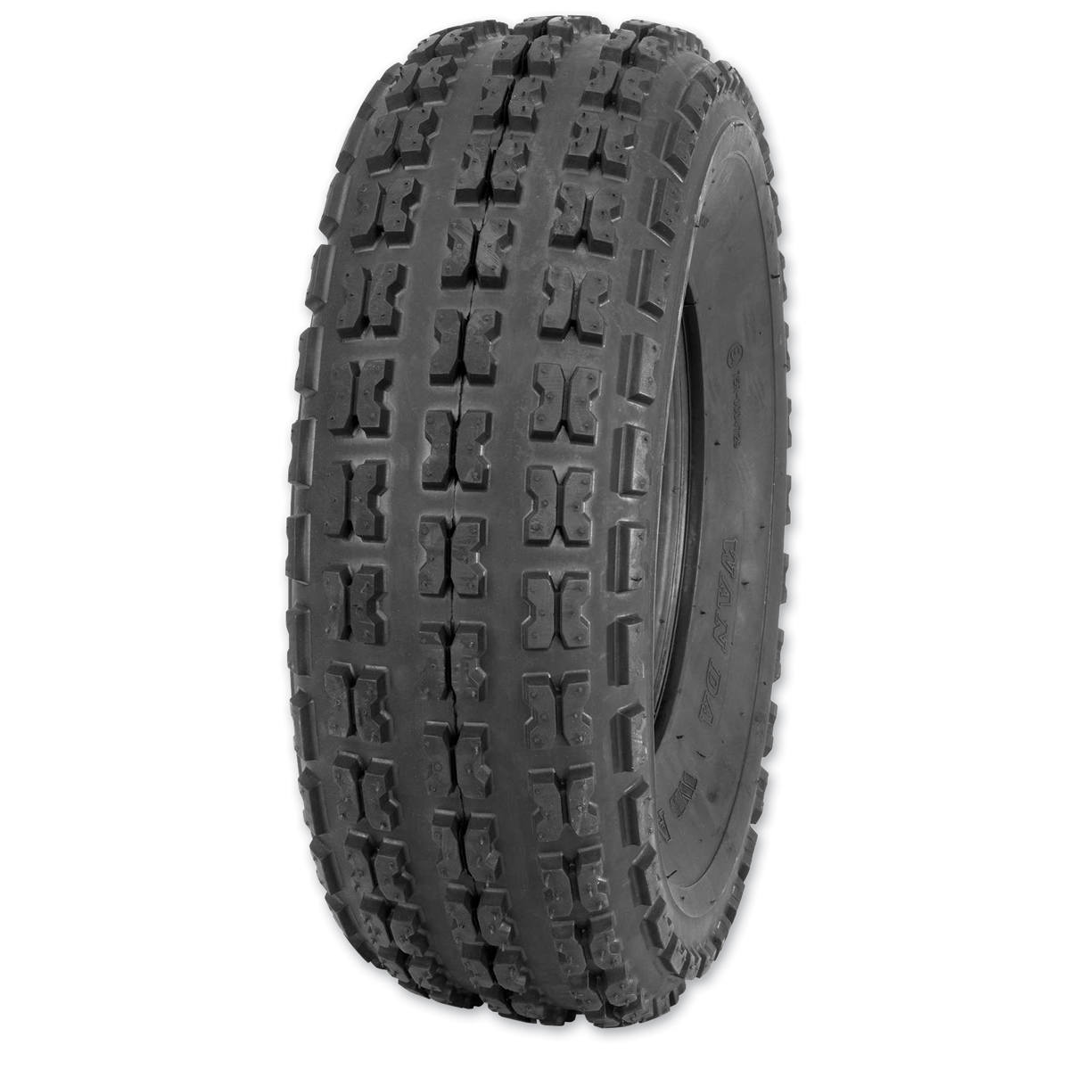 Quadboss QBT732 19X7-8 4-Ply Front Tire