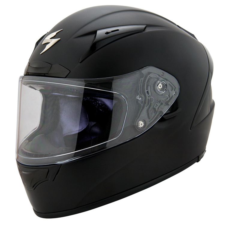 Scorpion EXO EXO-R2000 Matte Black Full Face Helmet