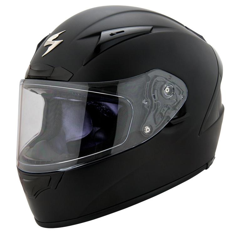 Scorpion EXO EXO-R2000 Matte Black Full Face Helmet