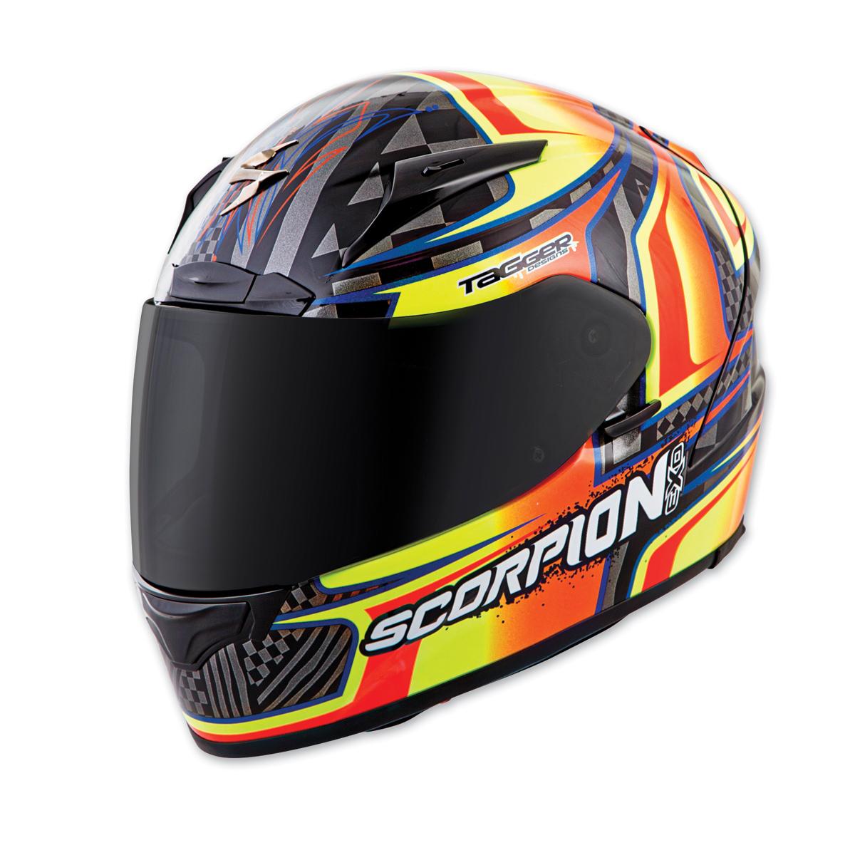 Scorpion EXO EXO-R2000 Esenada Full Face Helmet