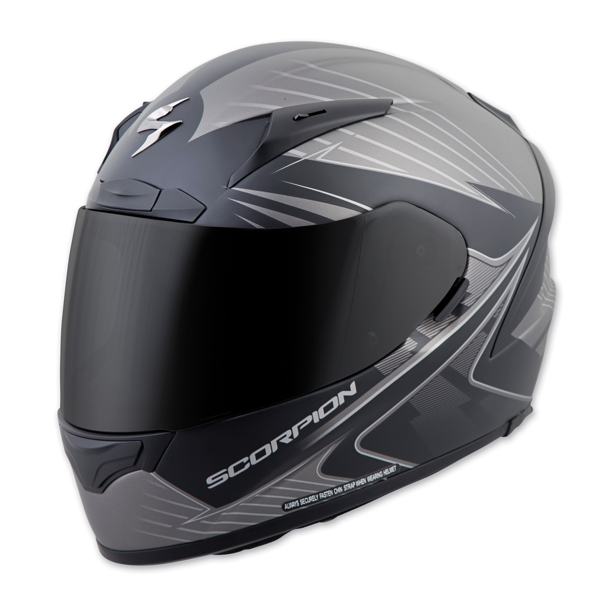 Scorpion EXO EXO-R2000 Ravin Phantom Full Face Helmet