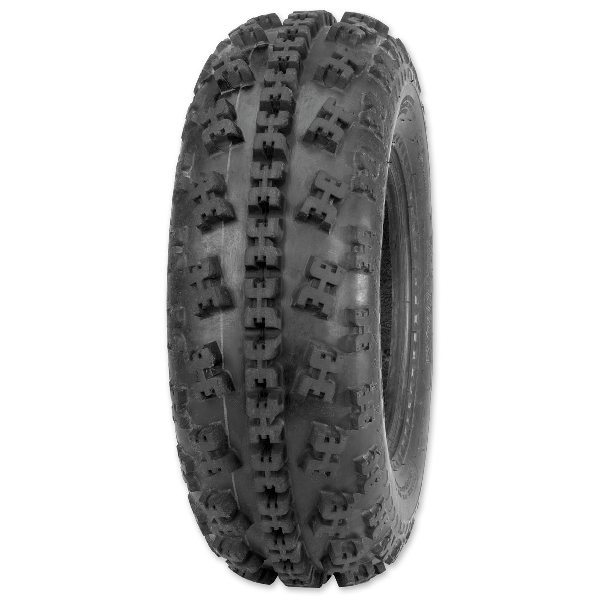 Quadboss QBT734 21X7-10 4-Ply Front Tire