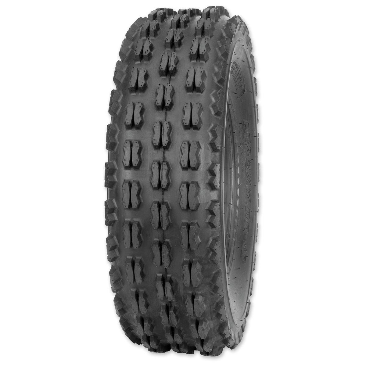 Quadboss QBT738 22X7-10 4PR Front Tire