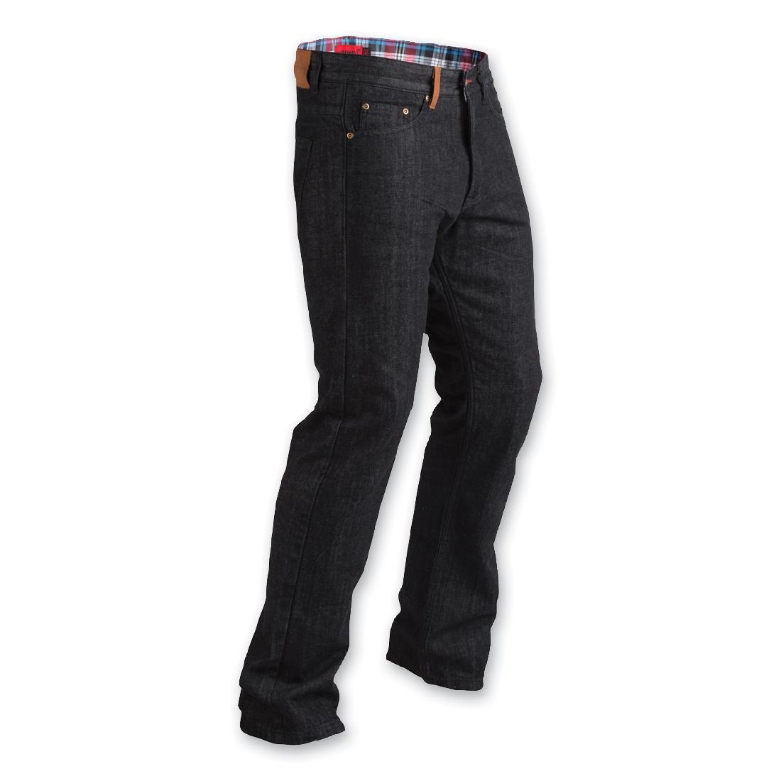 Highway 21 Men's Defender Black Jeans