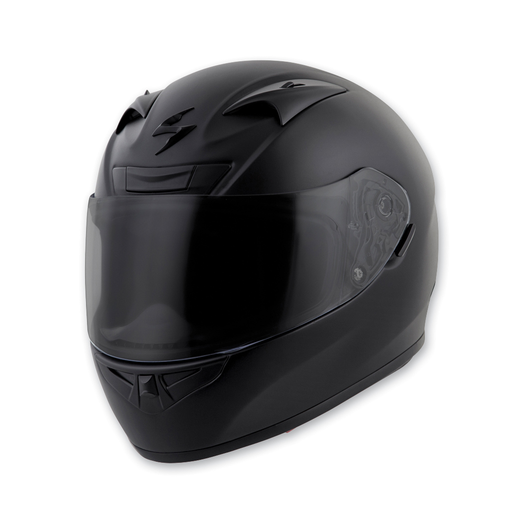 Scorpion EXO EXO-R710 Matte Black Full Face Helmet