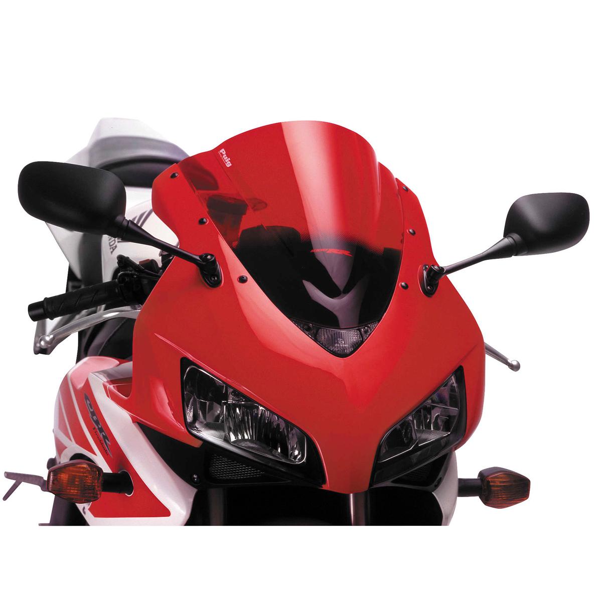 Puig Racing Windscreen Red