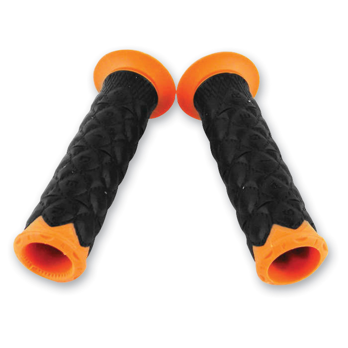 Spider GRIPS Black/Orange SLR Grips