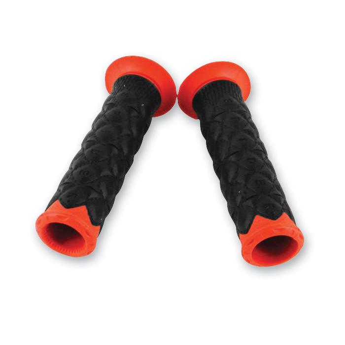 Spider GRIPS Black/Red SLR Grips