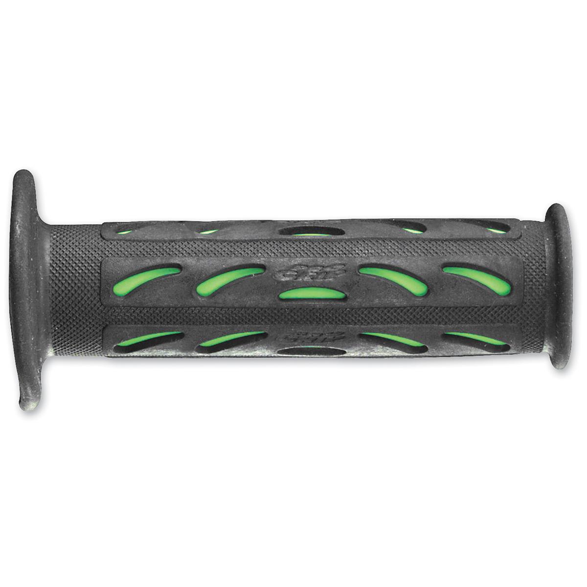 PROGRIP 728 Dual-Density Grips Black/Green