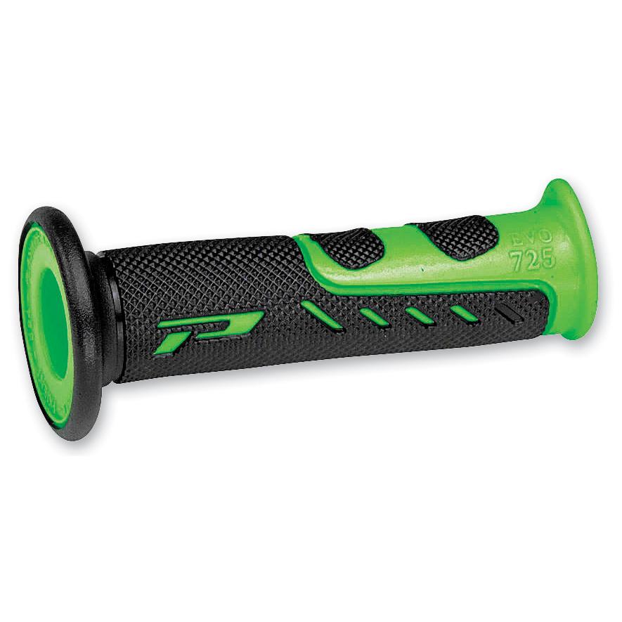 PROGRIP 727 EVO Grips Green/Black
