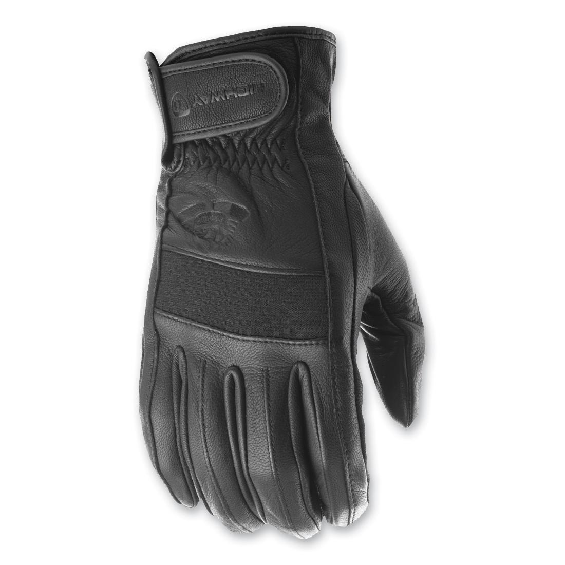 Highway 21 Men's Jab Touchscreen Black Gloves