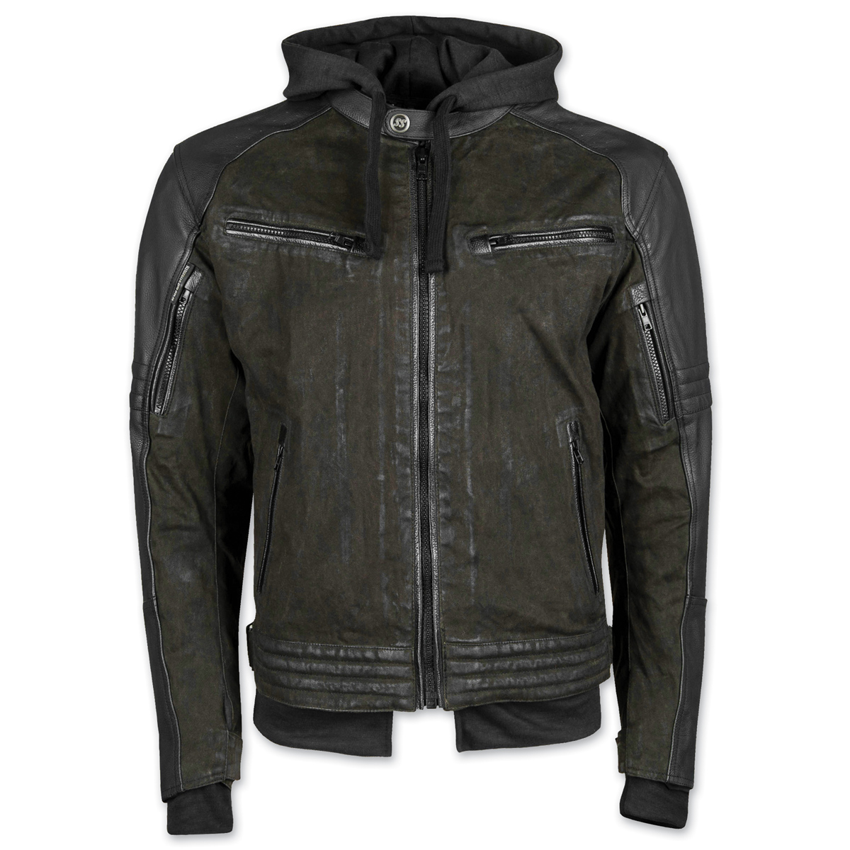 Speed and Strength Men's Straight Savage Olive/Black Jacket
