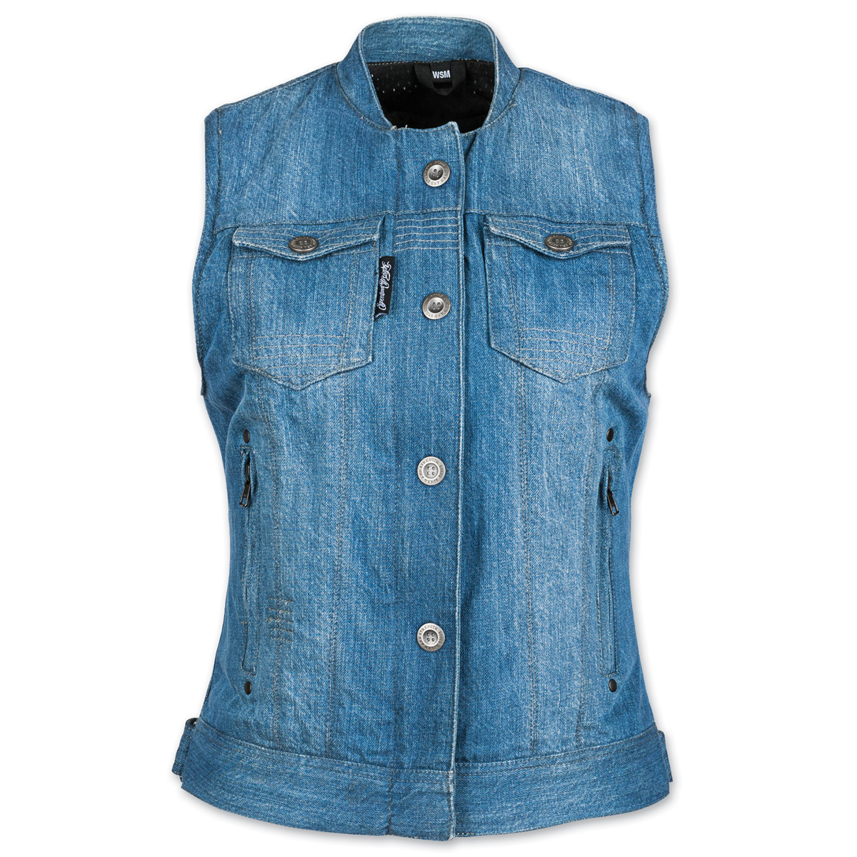 Speed and Strength Women's Blue Glory Daze Vest