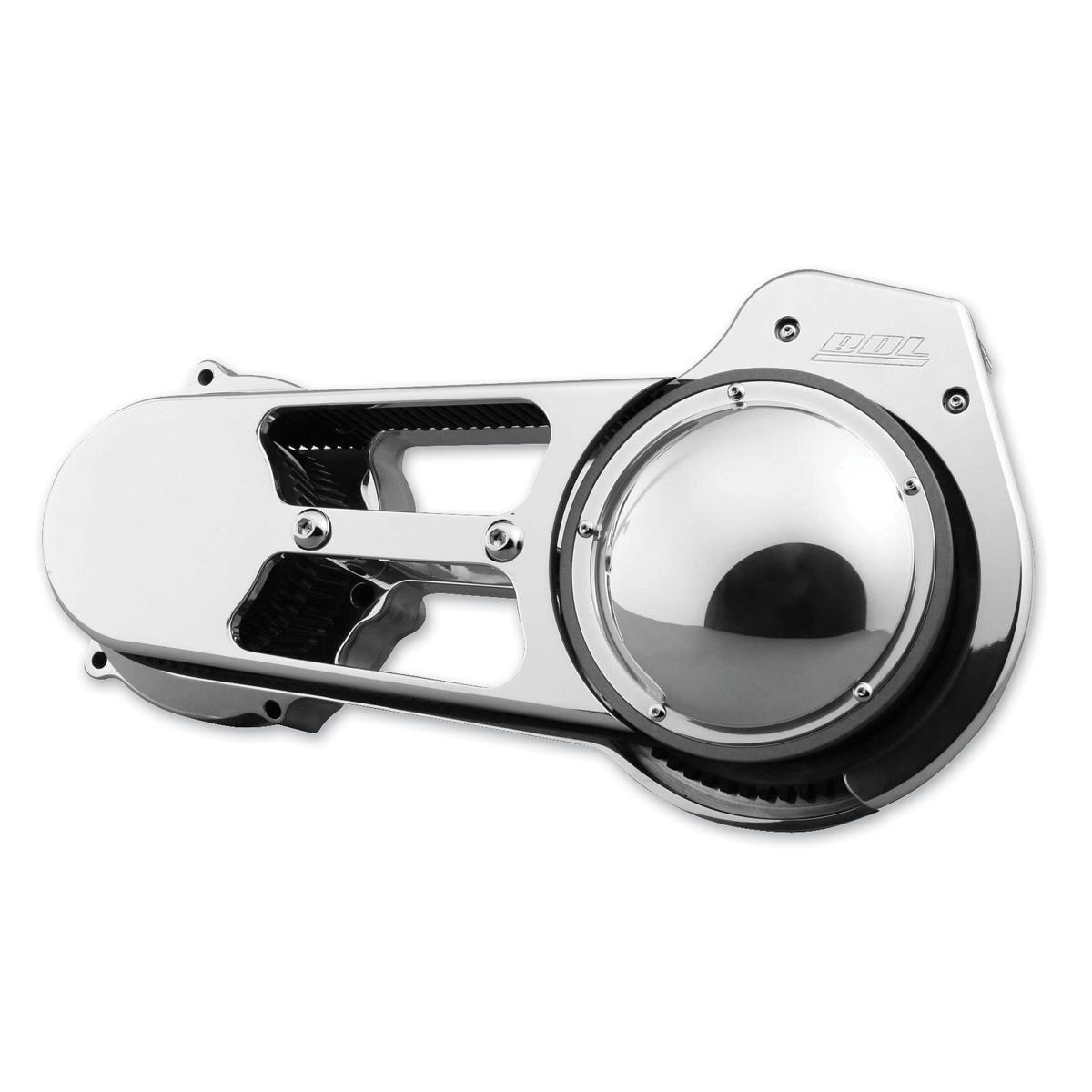 BDL 2″ Open Primary Belt Drive Kit Polished