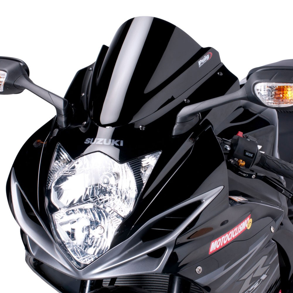 Puig Z- Racing Windscreen Black