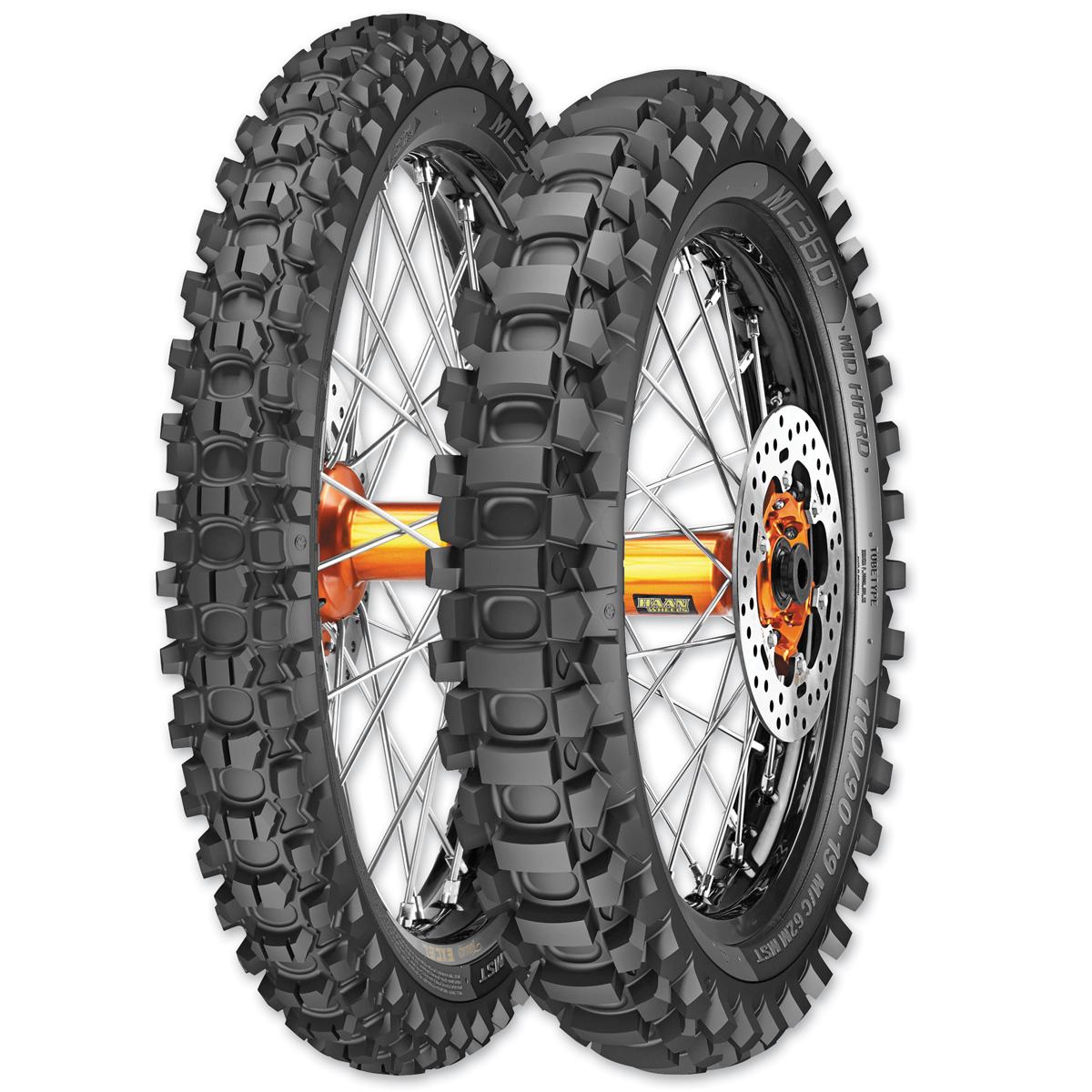 Metzeler MC 360 110/90-19 Rear Tire