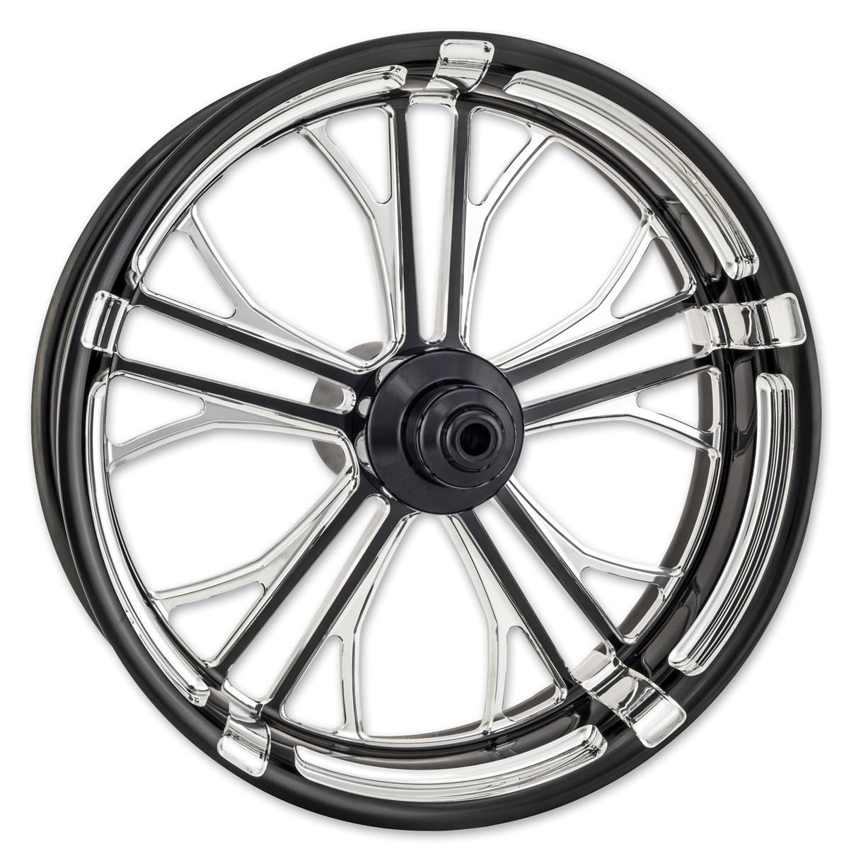 Performance Machine Dixon Platinum Cut Front Wheel 21x3.5 Dual disc