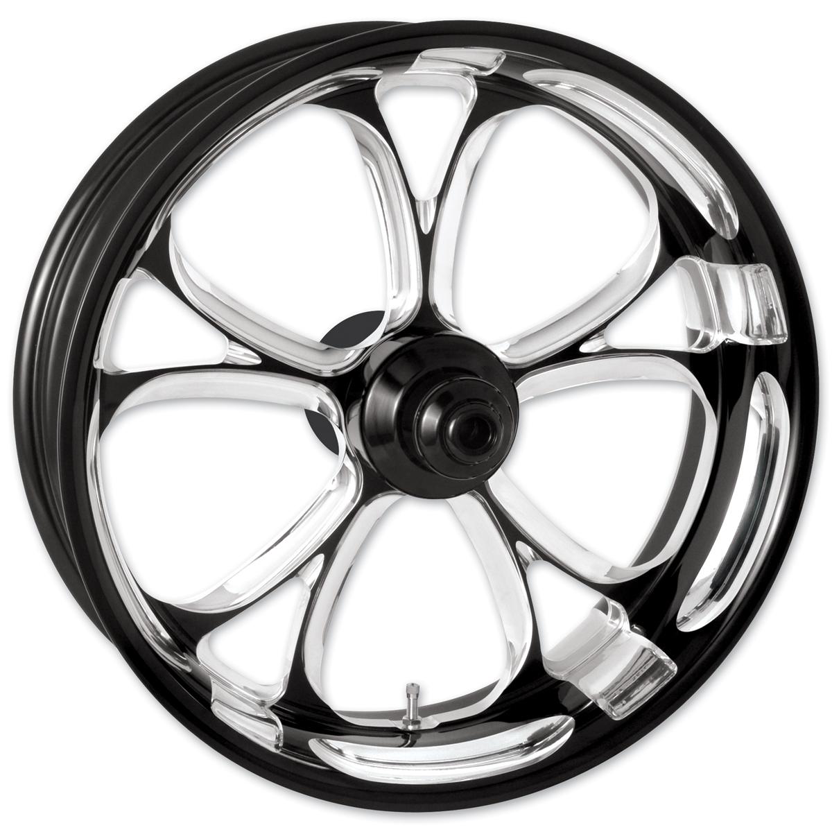 Performance Machine Luxe Platinum Cut Front Wheel 21x3.5 Dual disc