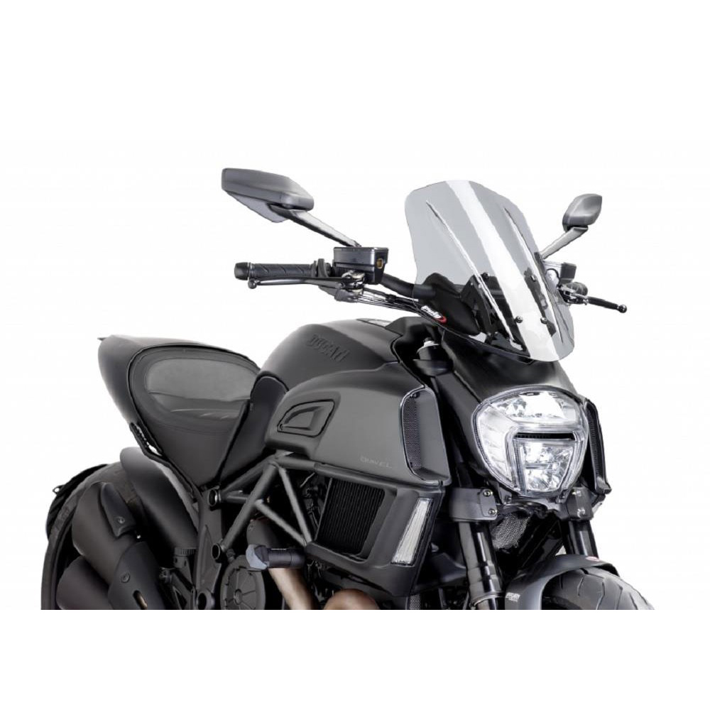 Puig Naked New Generation Touring Clear