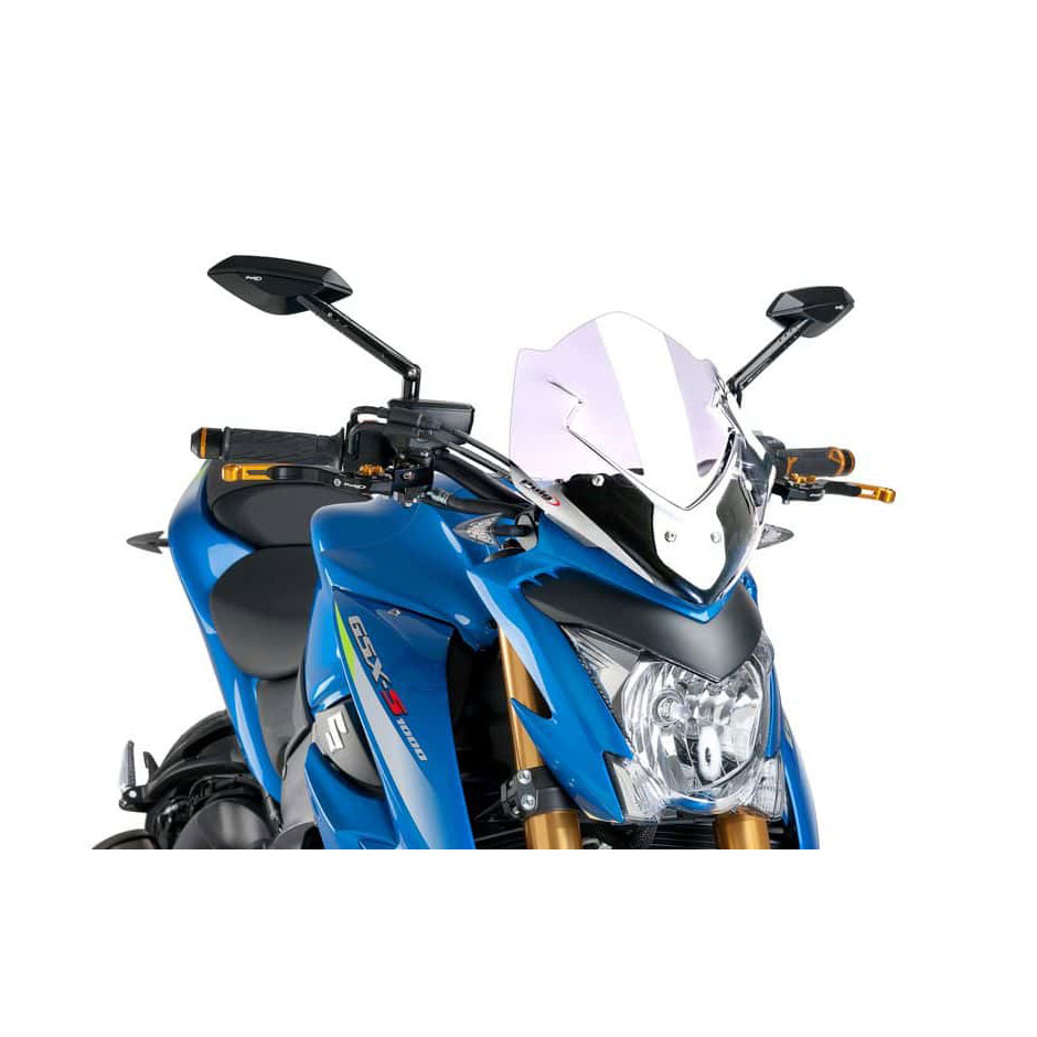 Puig Naked New Generation Sport Windscreen Clear