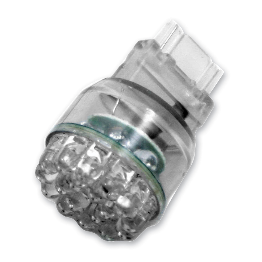 Cyron Solid State Red 3157 LED Bulb