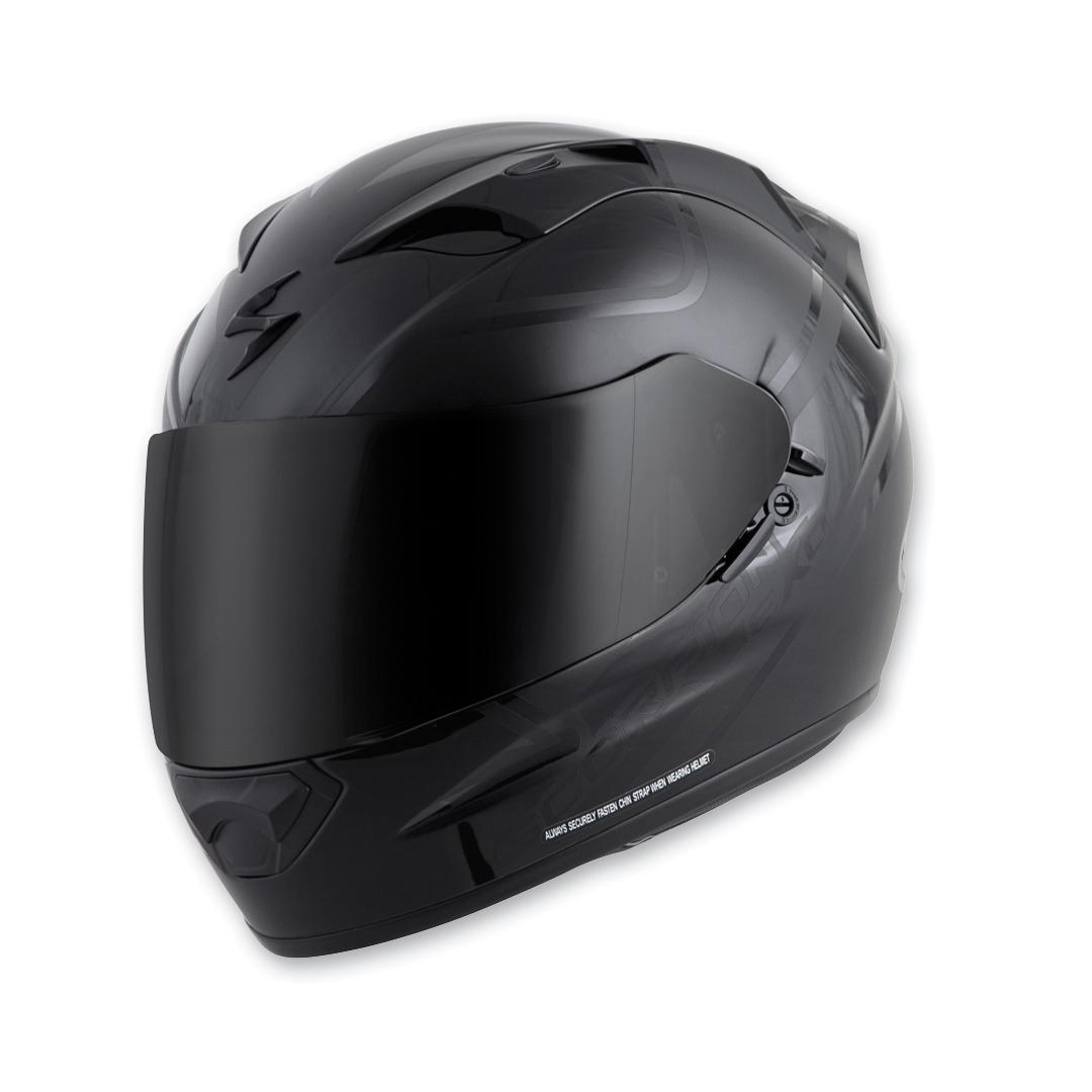 Scorpion EXO EXO-T1200 Freeway Black Full Face Helmet