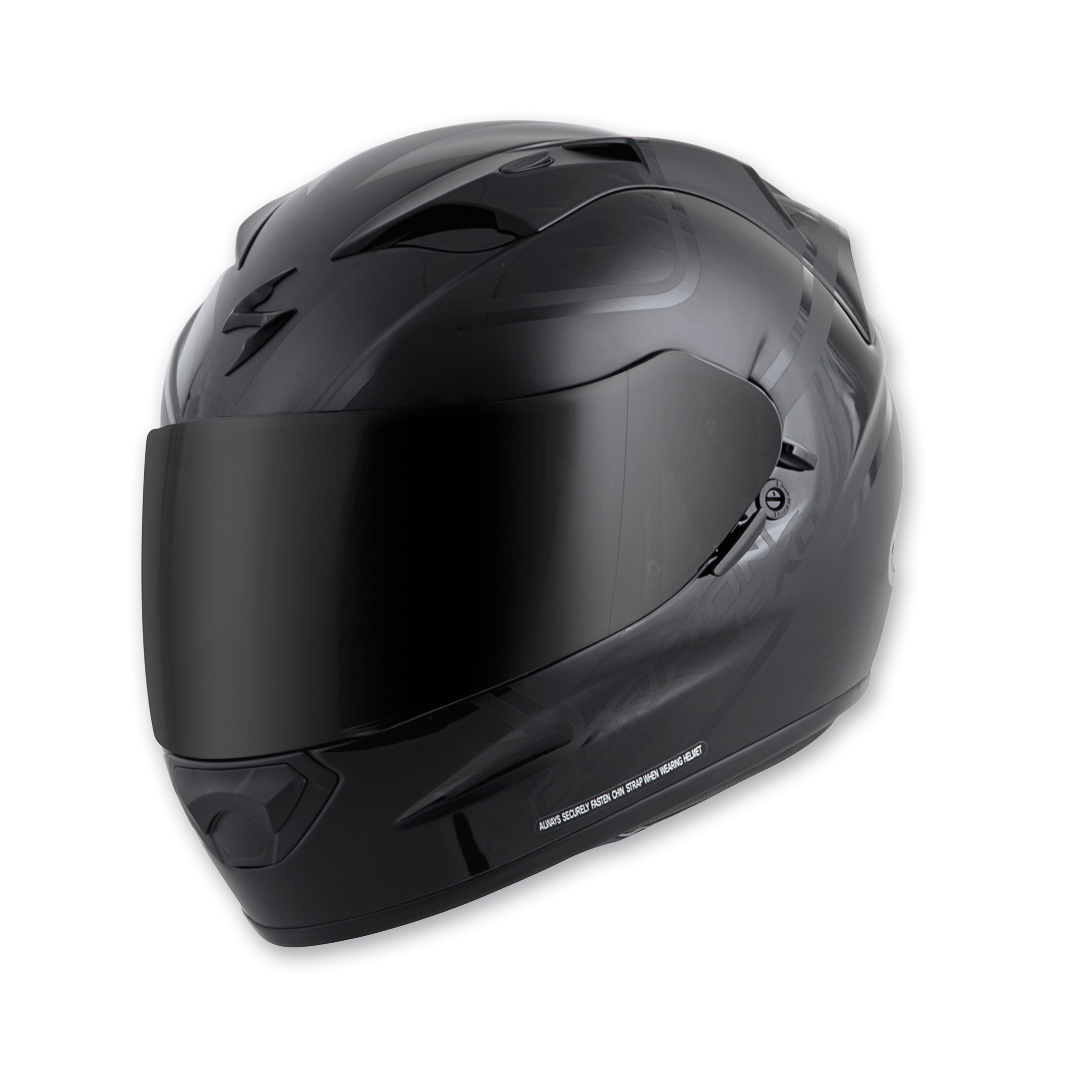 Scorpion EXO EXO-T1200 Freeway Black Full Face Helmet