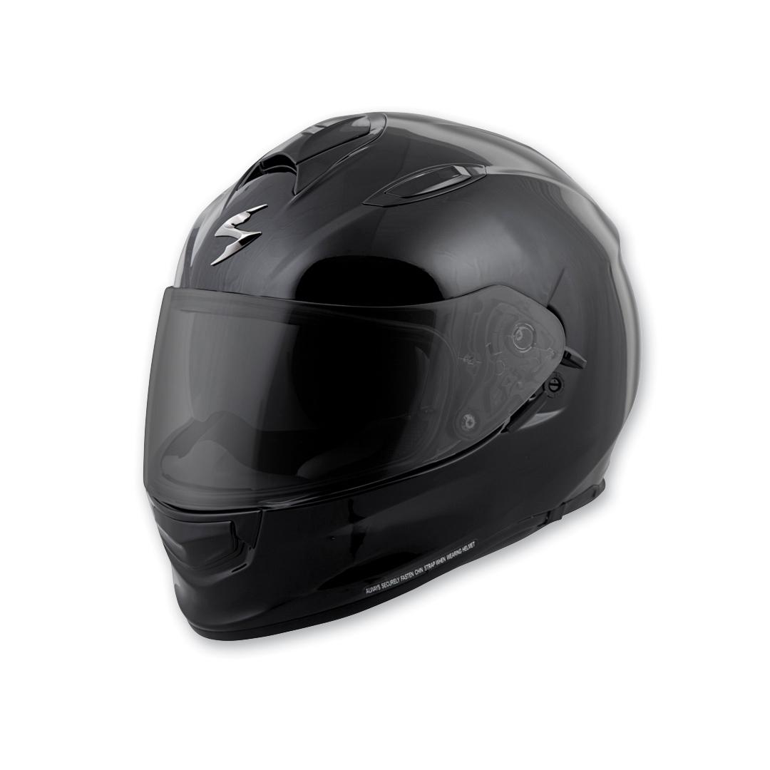 Scorpion EXO EXO-T510 Gloss Black Full Face Helmet