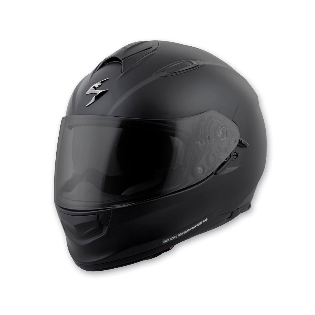Scorpion EXO EXO-T510 Matte Black Full Face Helmet