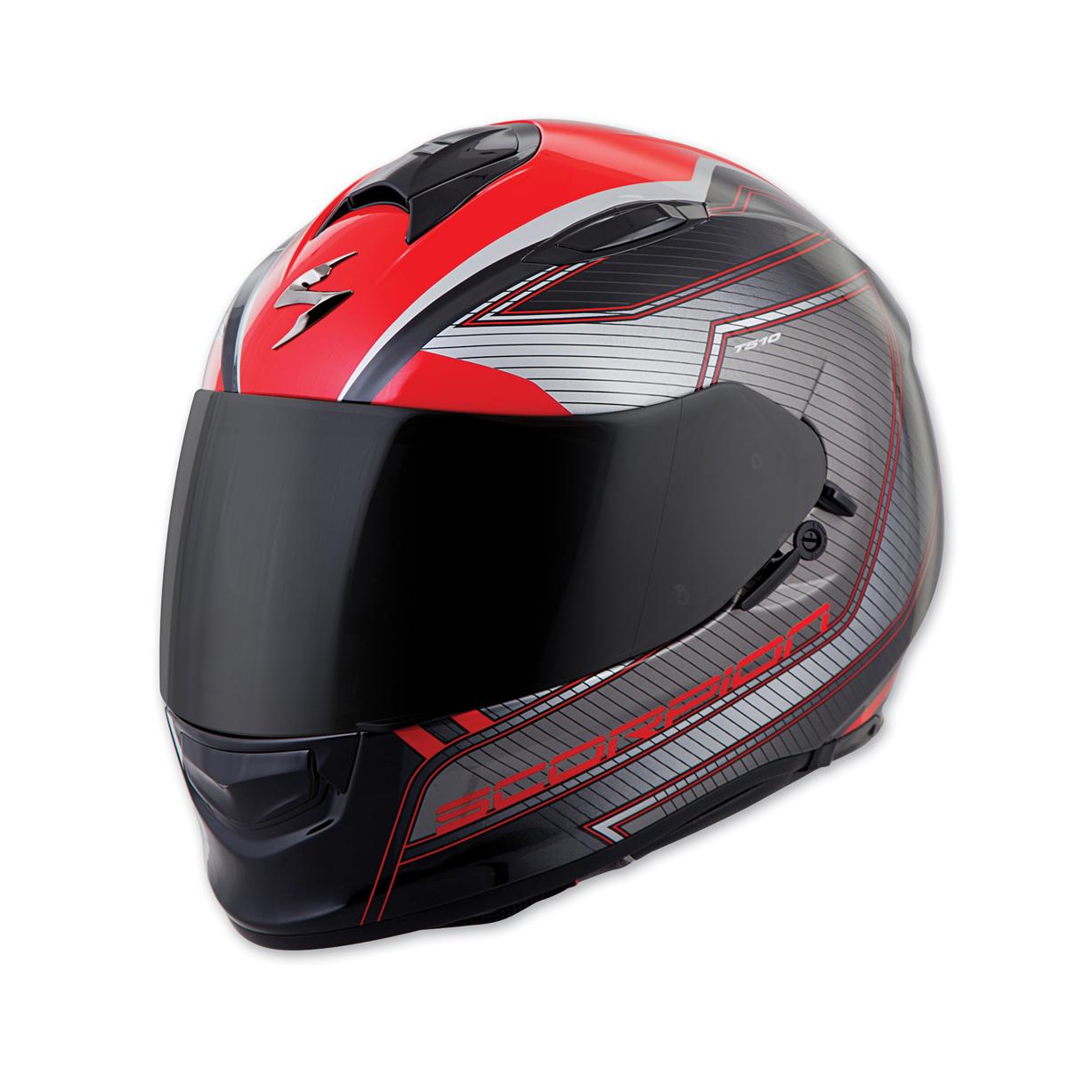 Scorpion EXO EXO-T510 Nexus Red Full Face Helmet