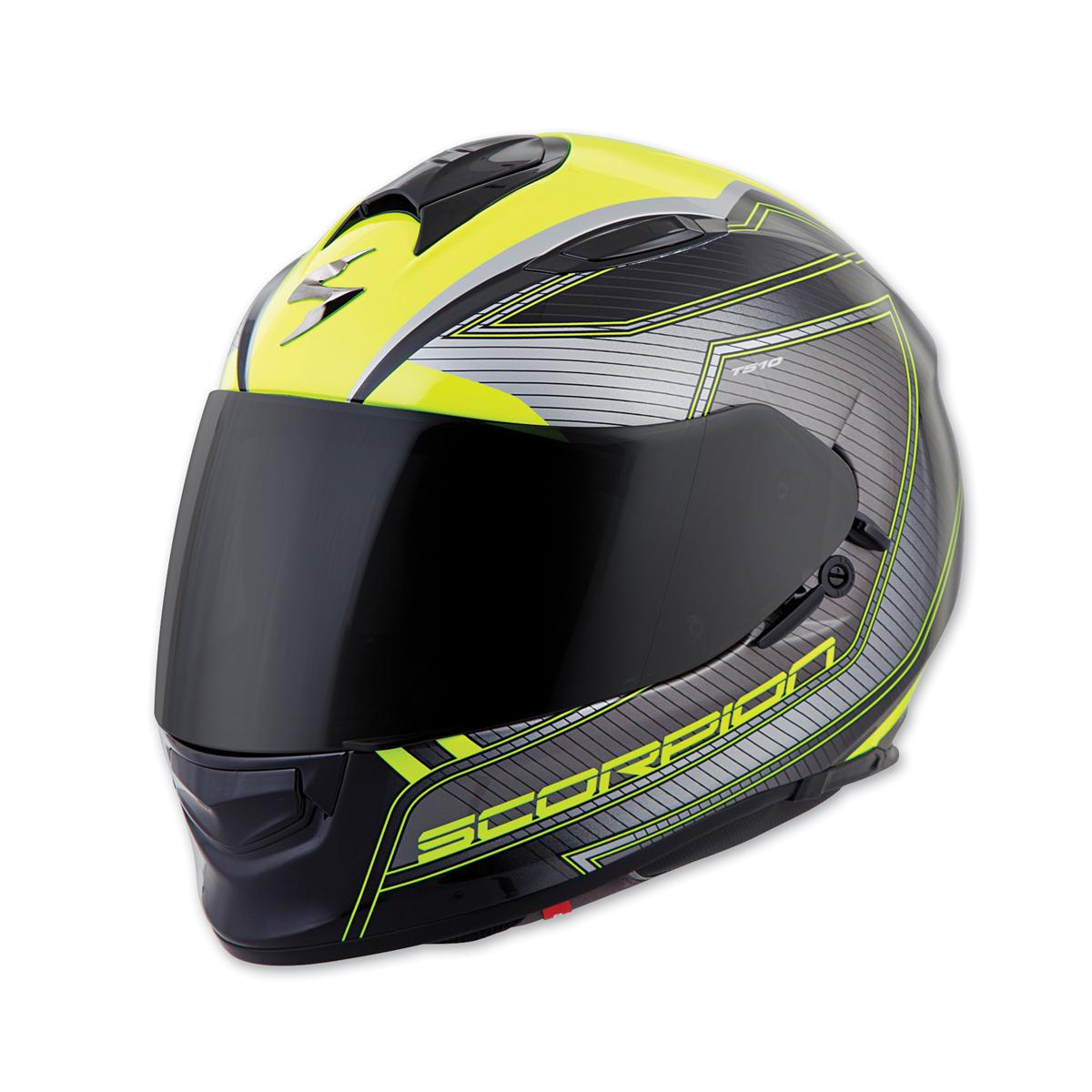 Scorpion EXO EXO-T510 Nexus Neon Full Face Helmet