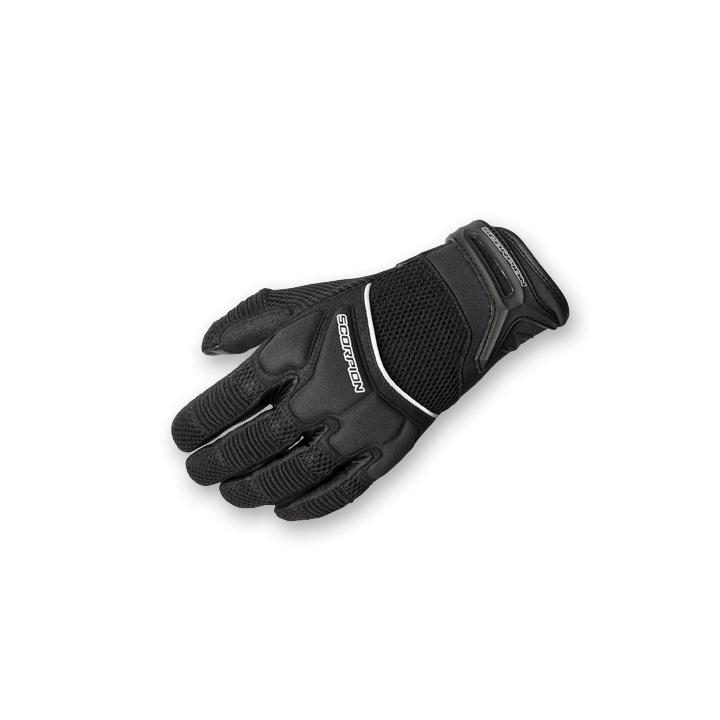 Scorpion EXO Women's Cool Hand II Black Gloves