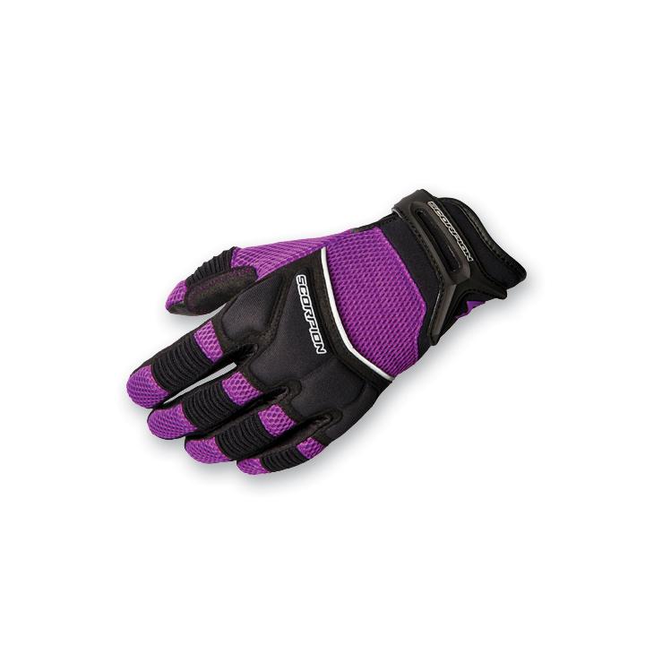 Scorpion EXO Women's Cool Hand II Purple Mesh Gloves