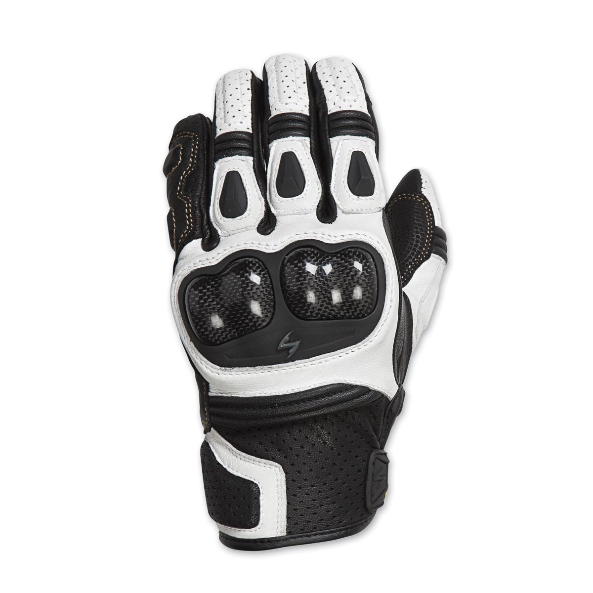Scorpion EXO Women's SGS MKII White Gloves