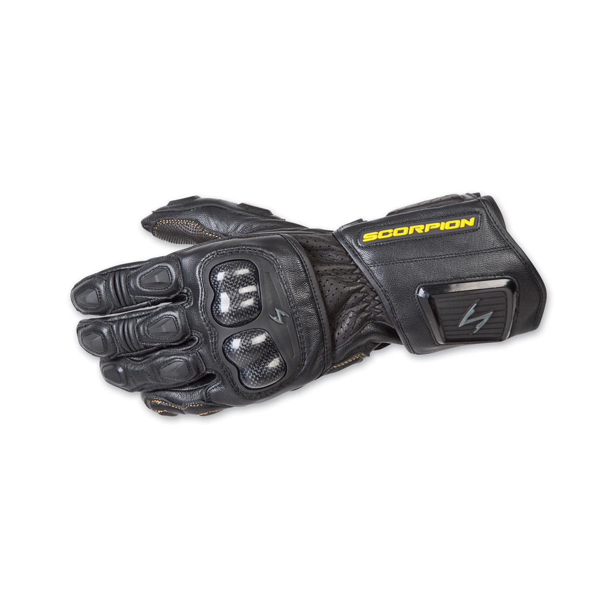 Scorpion EXO Men's SG3 MKII Black Gauntlet Gloves