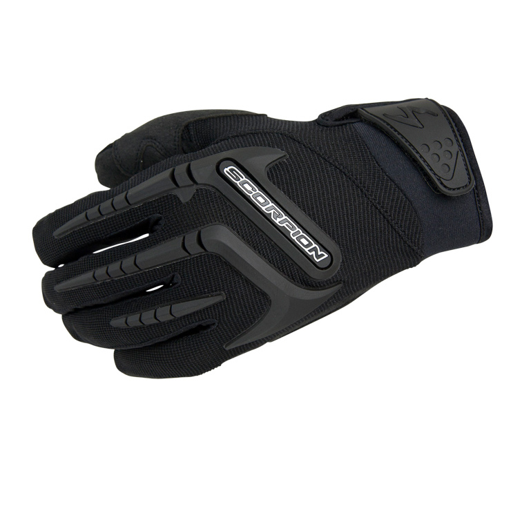 Scorpion EXO Men's Skrub Black Textile Gloves