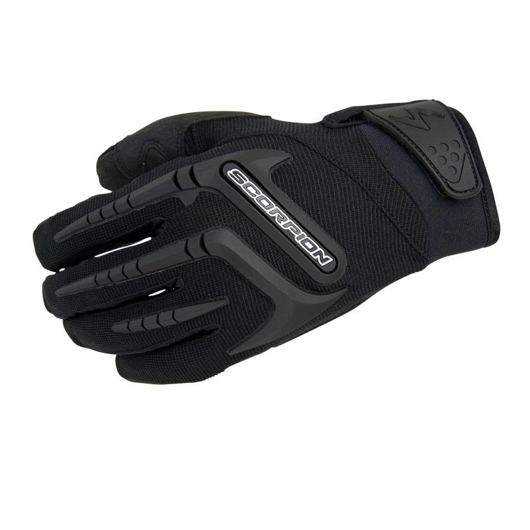 Scorpion EXO Men's Skrub Black Textile Gloves