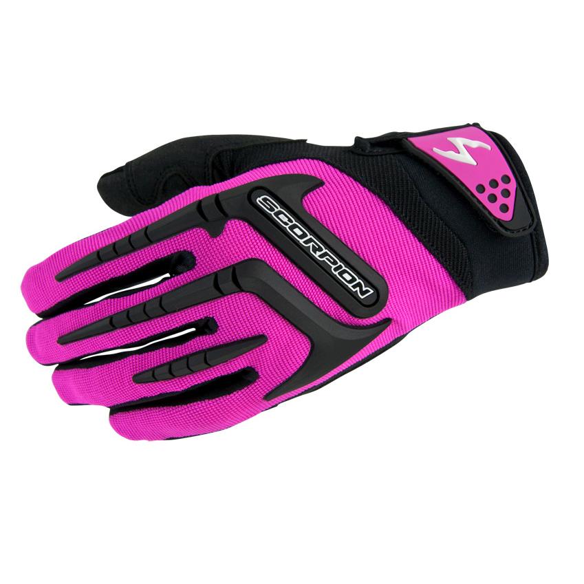 Scorpion EXO Women's Skrub Pink Gloves