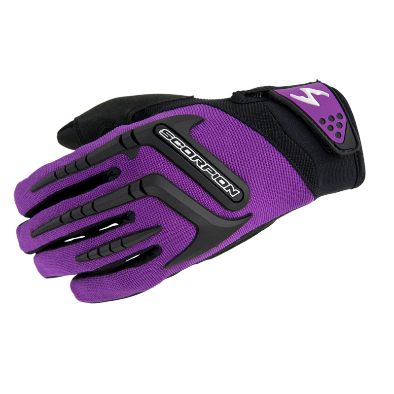 Scorpion EXO Women's Skrub Purple Gloves