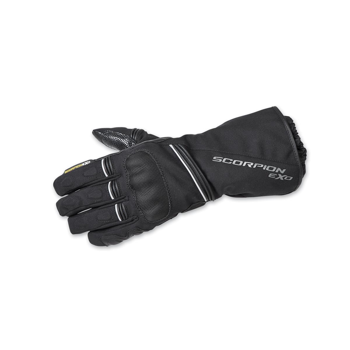 Scorpion EXO Men's Tempest Waterproof Black Gloves
