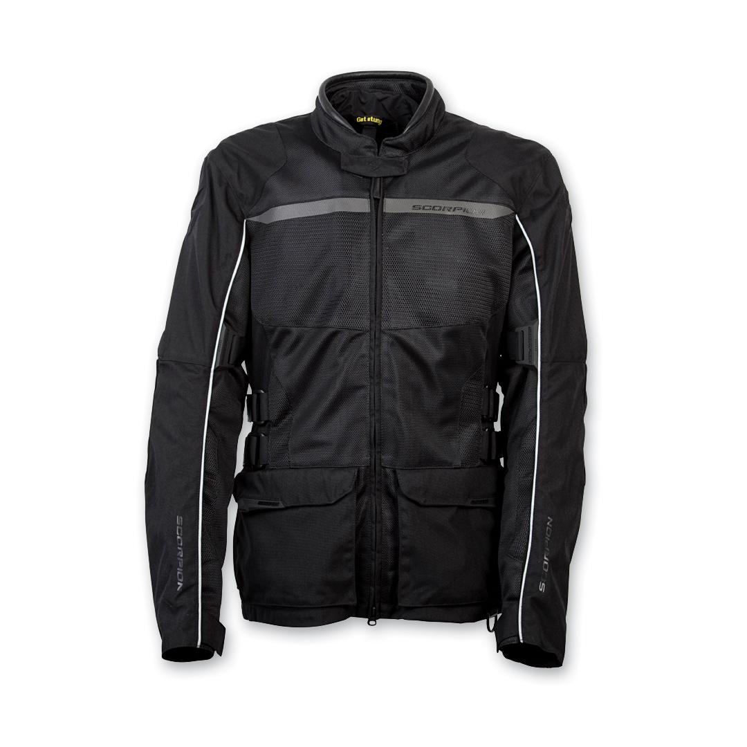 Scorpion EXO Men's Yuma Black Jacket
