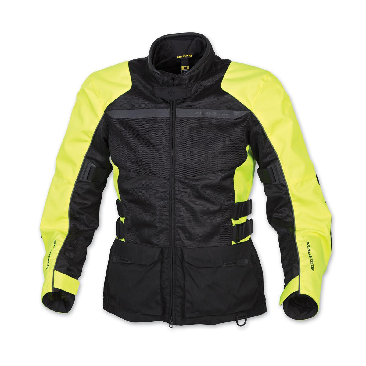 Scorpion EXO Men's Yuma Hi-Viz Jacket