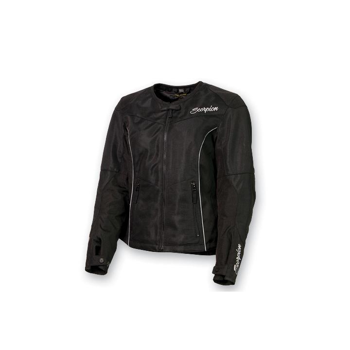 Scorpion EXO Women's Verano Black Jacket