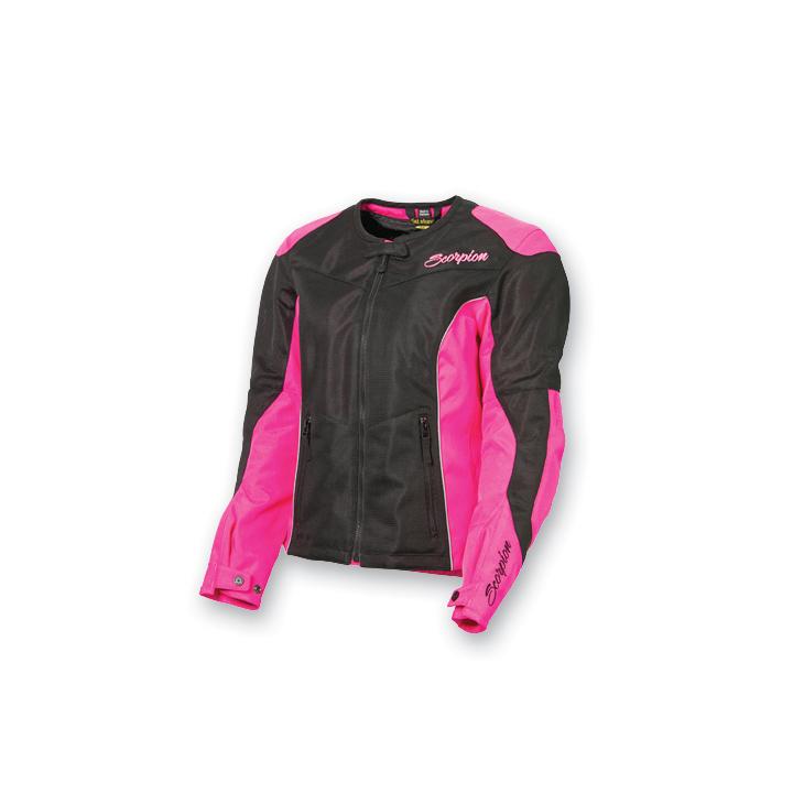 Scorpion EXO Women's Verano Pink Jacket