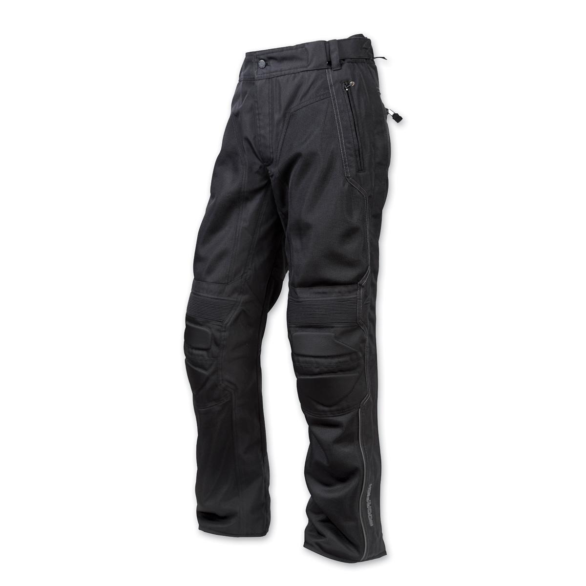 Scorpion EXO Men's Trey Black Overpants